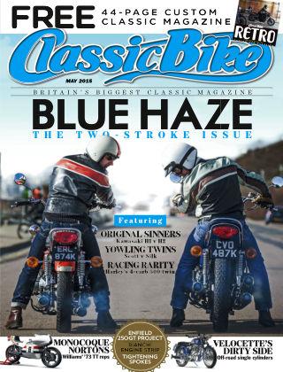 Classic Bike May 2015