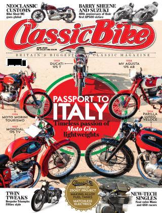 Classic Bike June 2015