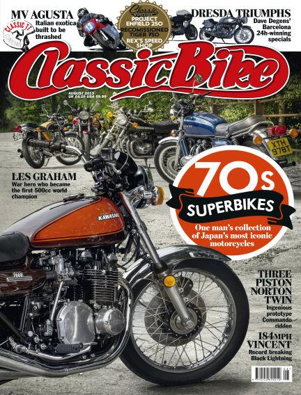 Classic Bike July 29, 2015 00:00