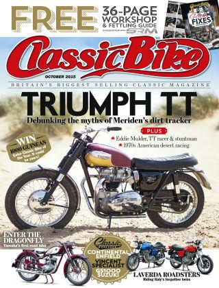 Classic Bike October 2015