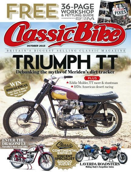 Classic Bike September 22, 2015 00:00