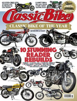 Classic Bike January 2016