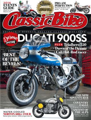 Classic Bike March 2016