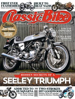 Classic Bike May 2016