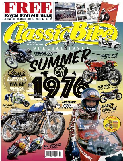 Classic Bike May 25, 2016 00:00