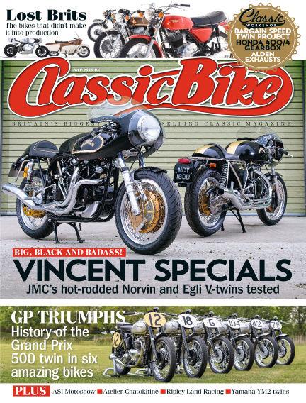 Classic Bike June 29, 2016 00:00
