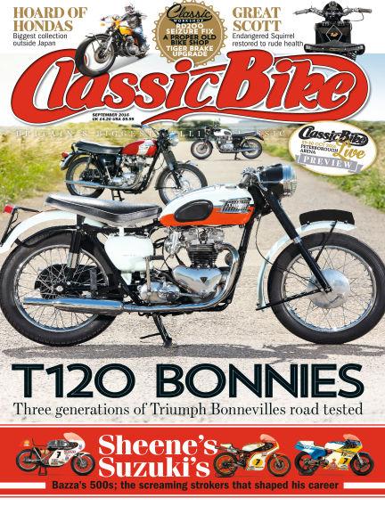 Classic Bike August 31, 2016 00:00