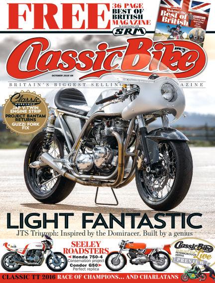 Classic Bike September 28, 2016 00:00