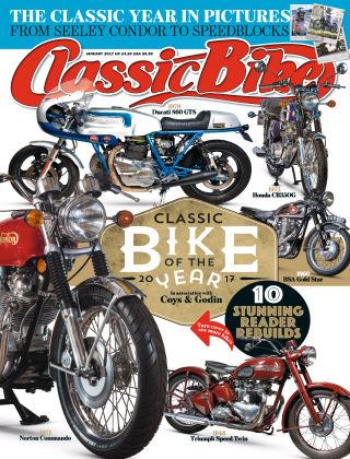 Classic Bike January 2017