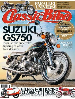 Classic Bike February 2017