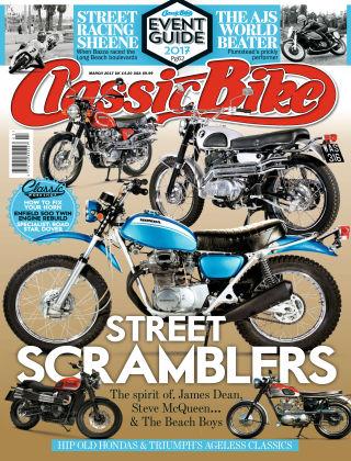 Classic Bike March 2017