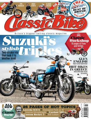 Classic Bike Jul 2017