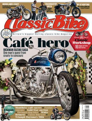 Classic Bike Sep 2017