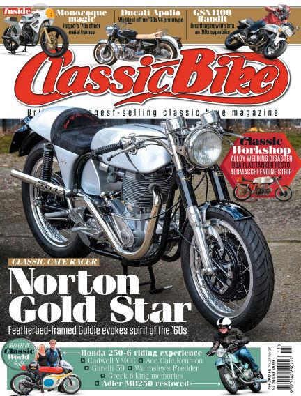 Classic Bike October 25, 2017 00:00