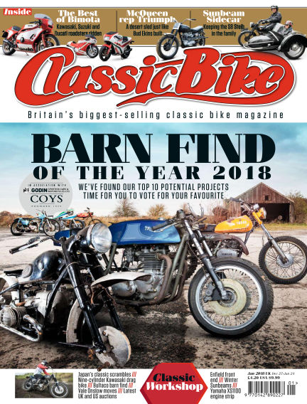 Classic Bike December 27, 2017 00:00