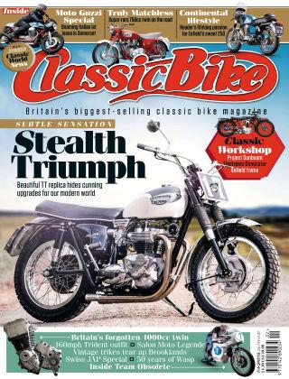 Classic Bike Feb 2018