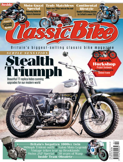 Classic Bike January 24, 2018 00:00