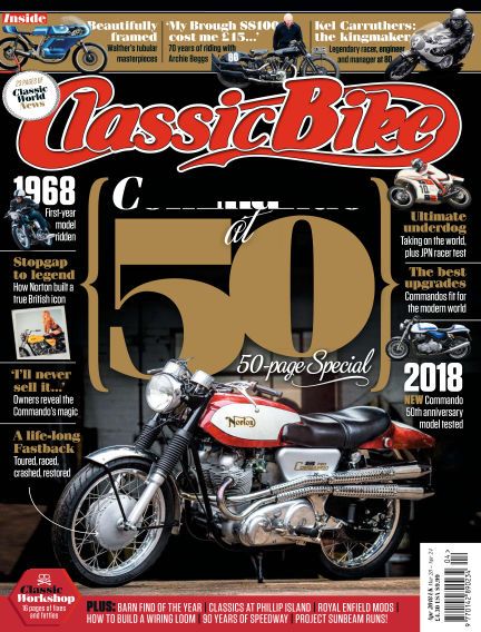 Classic Bike March 28, 2018 00:00