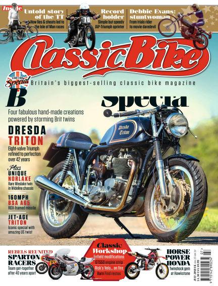 Classic Bike June 27, 2018 00:00