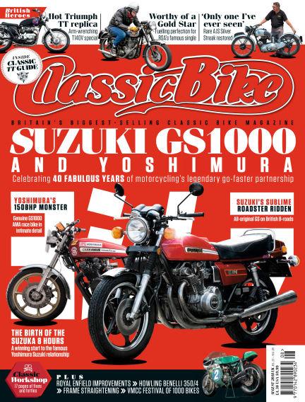 Classic Bike July 25, 2018 00:00