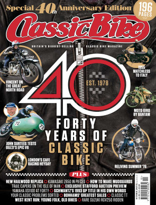 Classic Bike October 2018