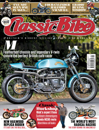 Classic Bike Jan 2019
