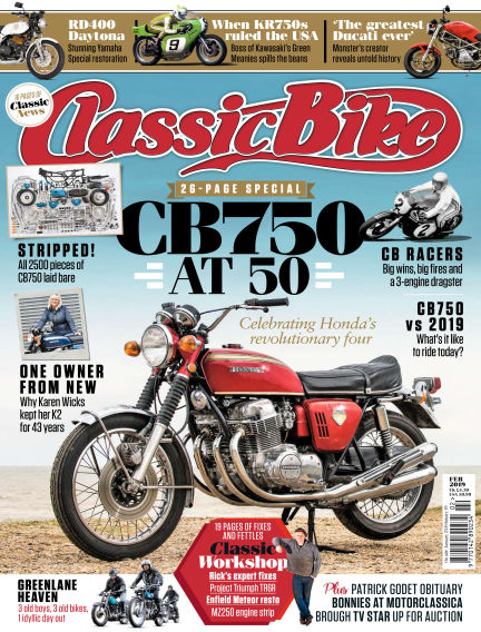 Classic Bike January 23, 2019 00:00
