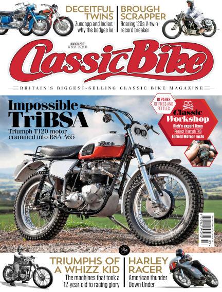 Classic Bike February 20, 2019 00:00