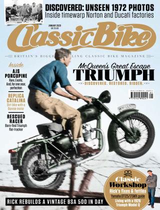 Classic Bike Jan 2020