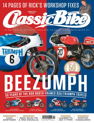 Classic Bike Feb 2020