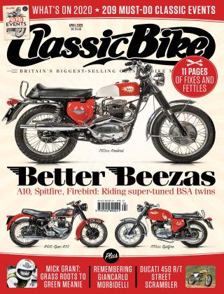 Classic Bike Apr 2020