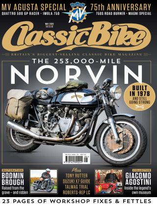 Classic Bike May 2020