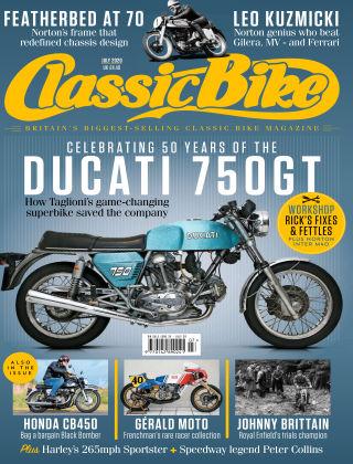 Classic Bike August 2020
