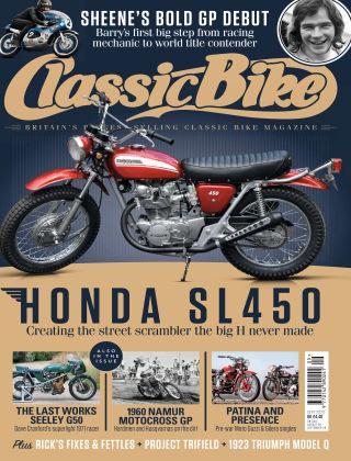 Classic Bike September 2020