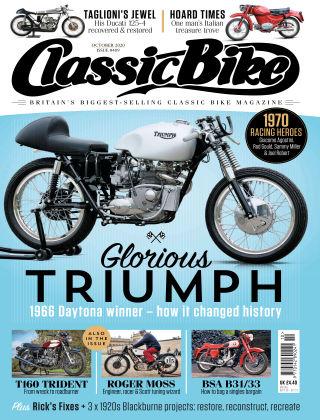 Classic Bike October 2020