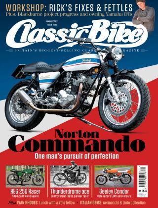 Classic Bike January 2021