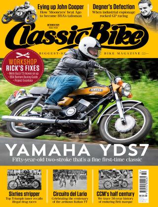 Classic Bike October-21