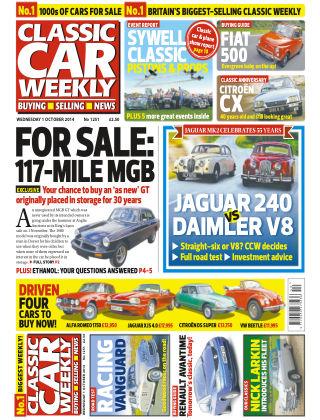 Classic Car Weekly NR.40 2014