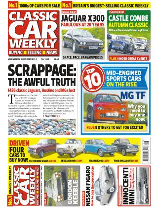 Classic Car Weekly NR.41 2014