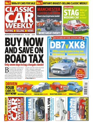 Classic Car Weekly NR.39 2014