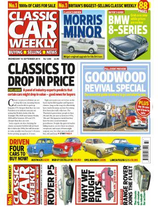 Classic Car Weekly NR.37 2014