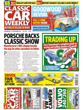 Classic Car Weekly NR.38 2014