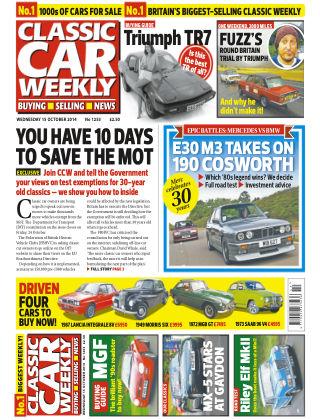 Classic Car Weekly NR.42 2014