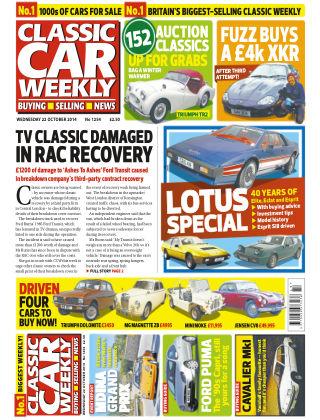 Classic Car Weekly NR.43 2014