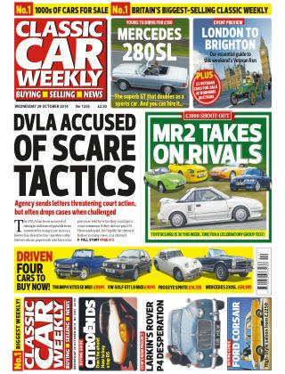 Classic Car Weekly NR.44 2014