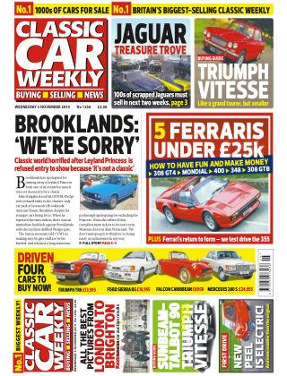 Classic Car Weekly NR.45 2014
