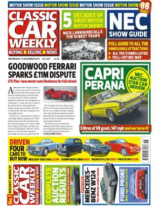 Classic Car Weekly NR.46 2014