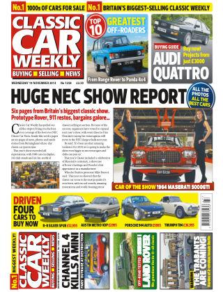 Classic Car Weekly NR.47 2014