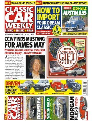 Classic Car Weekly NR.48 2014