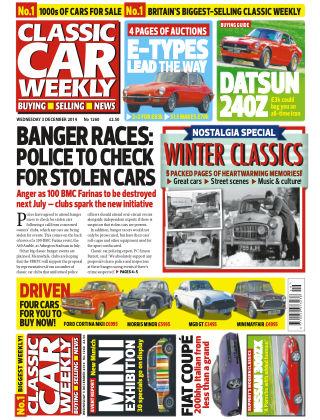 Classic Car Weekly NR.49 2014